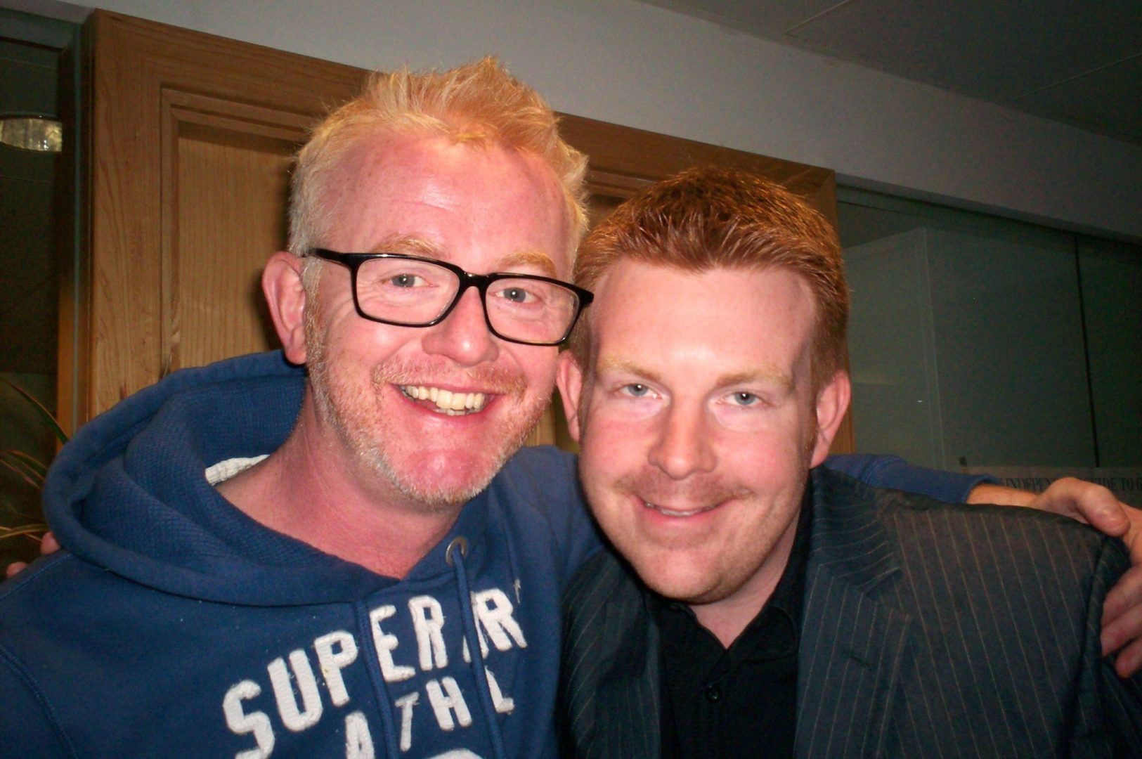 Enjoy Celebrity Radio's Chris Evans Exclusive Life Story Interview ~ BBC Radio 2 Breakfast Show….. He's one of Belfield's favourite people EVER and currently has […]