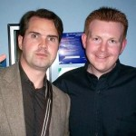 Alex Belfield And Jimmy Carr Interview