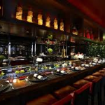 L'Atelier de Joël Robuchon London dining room west street review - best restaurant in london with alex belfield