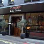 L'Atelier de Joël Robuchon London west street call contact 02070108600