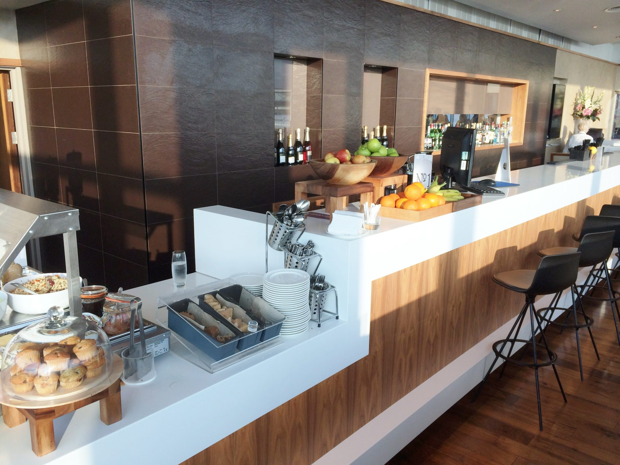 No 1 Traveller Lounge Review Uk Airports Manchester