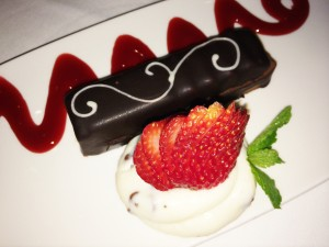 Andiamo Restaurant Review Dessert