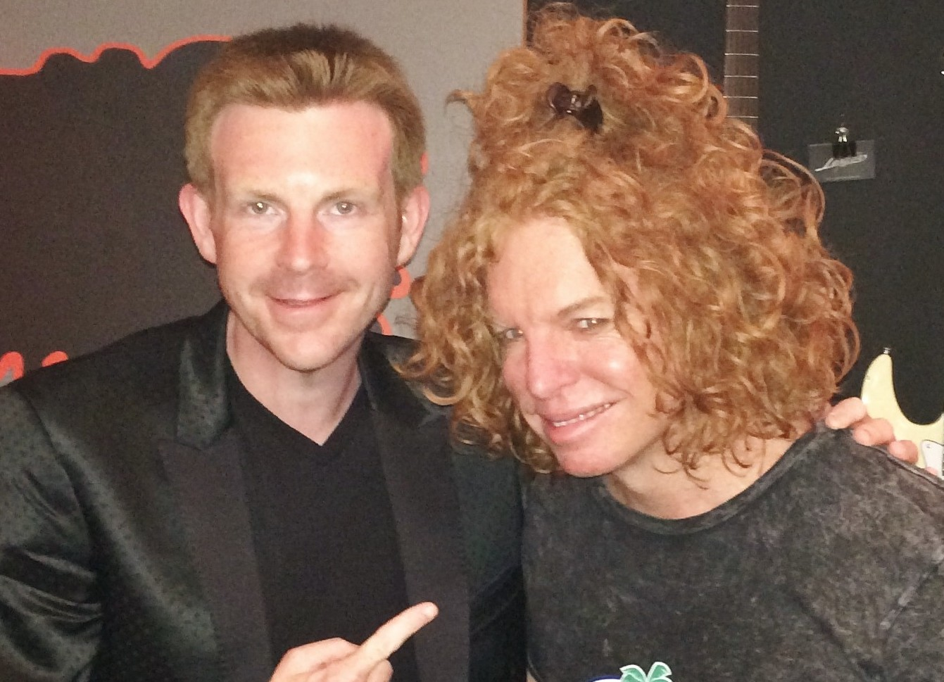 Enjoy Celebrity Radio's Carrot Top Luxor Casino Las Vegas Life Story Interview… Carrot Top is one of the most successful comedians of his generation. He's […]
