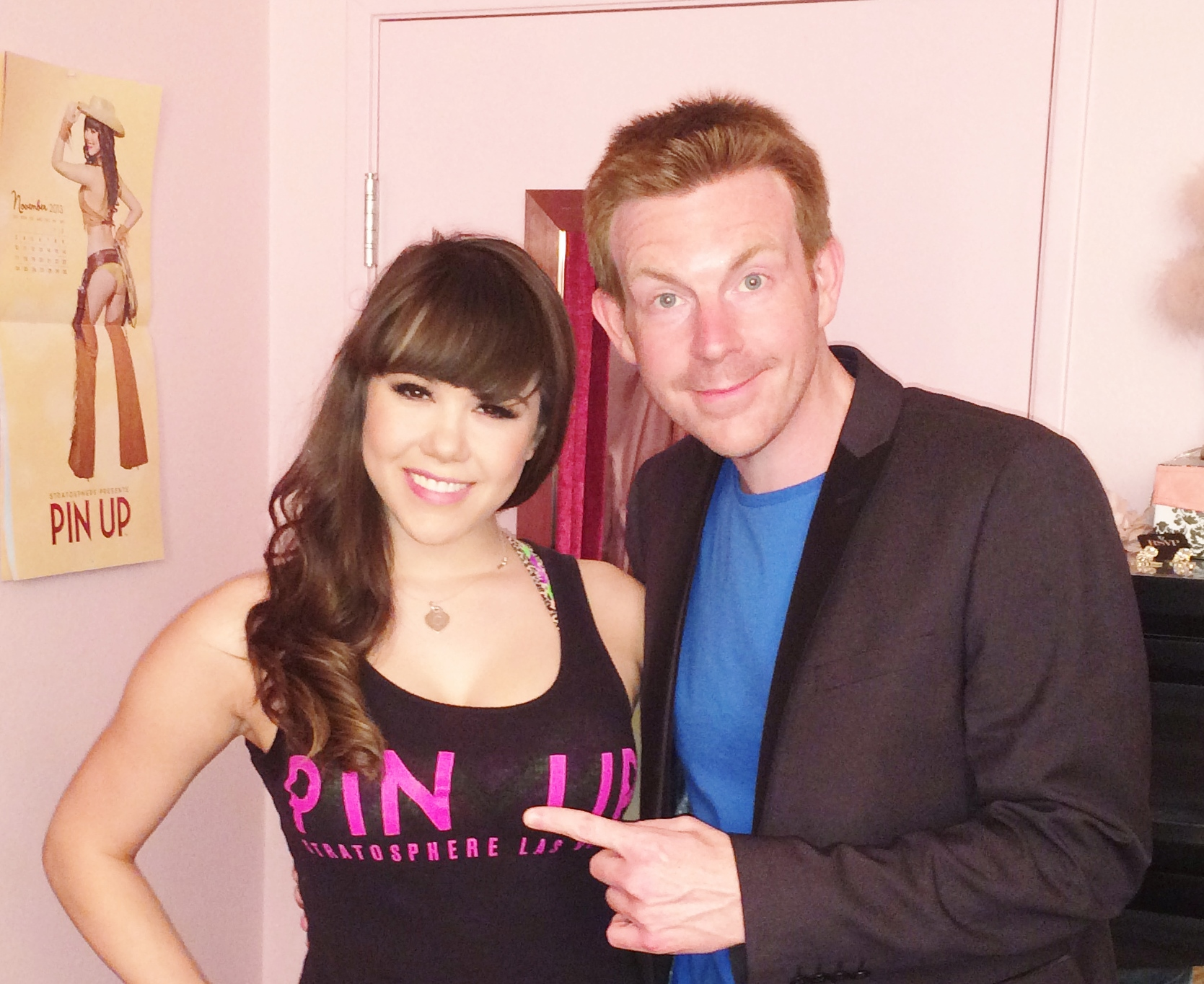 Enjoy Celebrity Radio's Claire Sinclair Interview Playboy Playmate Pin Up Las Vegas… It's not everyday you get to see a Playmate of the Year. Well, […]