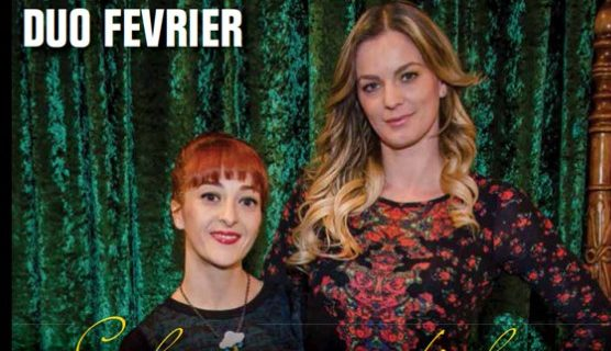 Duo Fevrier Cadence Alexia And Linde Hartman Interview