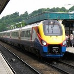 East Midlands Trains First Class Review 2014 with Alex Belfield www.celebrityradio.biz Voyager British Rail Class 222
