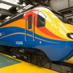 East Midlands Trains First Class Review 2014 with Alex Belfield www.celebrityradio.biz