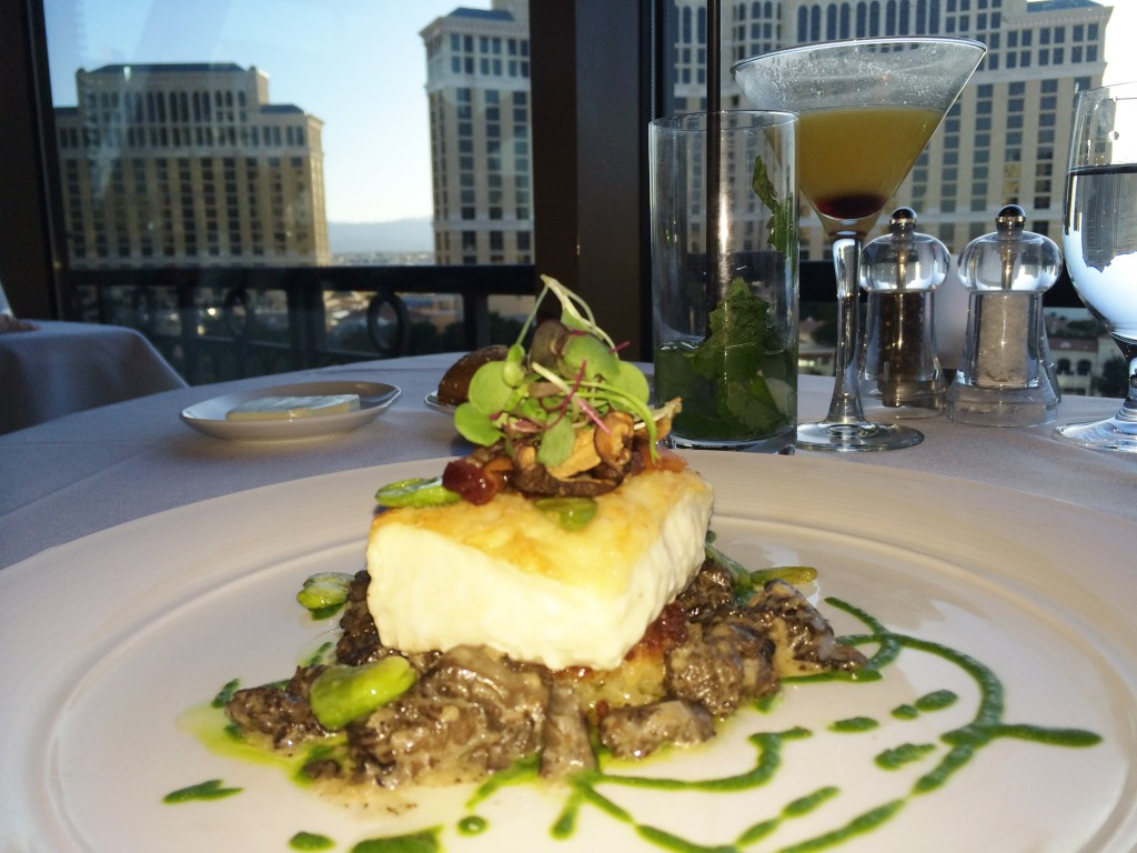 Eiffel Tower Restaurant Review Paris Hotel Amp Casino Las