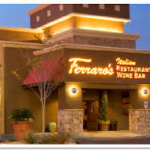 Ferraro's Italian Restaurant on Paradise Las Vegas Review 2014