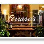 Ferraro's Italian Restaurant on Paradise Las Vegas Review 2014 4