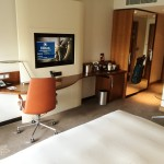 Hilton London Heathrow Airport Terminal 5 Review ved pillows