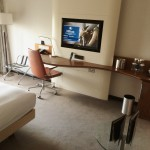Hilton London Heathrow Airport Terminal 5 Review bedroom