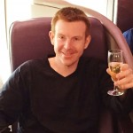 Alex Belfield Virgin Atlantic Upperclass Review