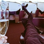 Alex Belfield Virgin Atlantic Review