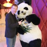 Alex Belfield at Panda Palazzo Hotel and Casino Las Vegas