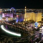 Las Vegas at night (4)