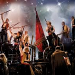 Les Miserables exclusive review and interview at the Queens Theatre west end london with Alex Belfield at www.celebrityradio.biz 2