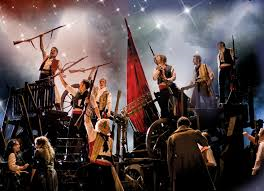 Enjoy Celebrity Radio's Peter Janssens And Cassie Crompton Interview ~ Les Miserables Queen's Theatre London….. Les Miserables celebrates 34 years on stage in 2014. It's universally […]