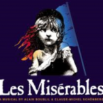 Les Miserables exclusive review and interview at the Queens Theatre west end london with Alex Belfield at www.celebrityradio.biz