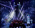 MJ One Michael Jackson Show by Cirque Du Soleil at Mandalay Bay Las Vegas Review And Interview. 4