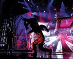 MJ One Michael Jackson Show by Cirque Du Soleil at Mandalay Bay Las Vegas Review And Interview. 5