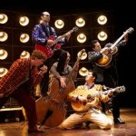 Million Dollar Quartet Musical At Harrah's Las Vegas Review 2014 3