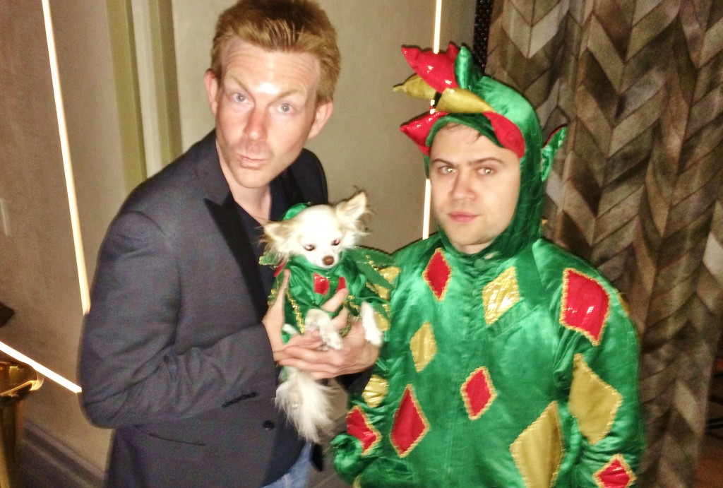 Alex Belfield interview Piff The Magic Dragon Las Vegas AGT