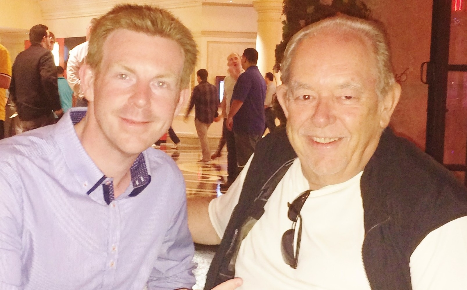 Enjoy Celebrity Radio's RIP Robin Leach Life Story Interview…. Robin Leach is Las Vegas' most iconic, legendary and respected journalist, critic and reviewer. He's been in […]