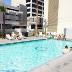 The D Hotel and Casino Pool Las Vegas