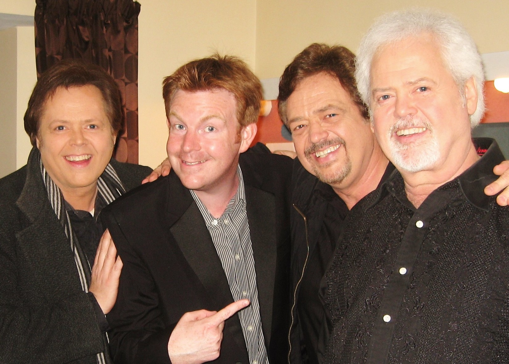 Enjoy Celebrity Radio's The Osmonds Jay, Jimmy & Merrill Interview…. In 2014 the boys are back in on tour across the UK. Alex Belfield from […]