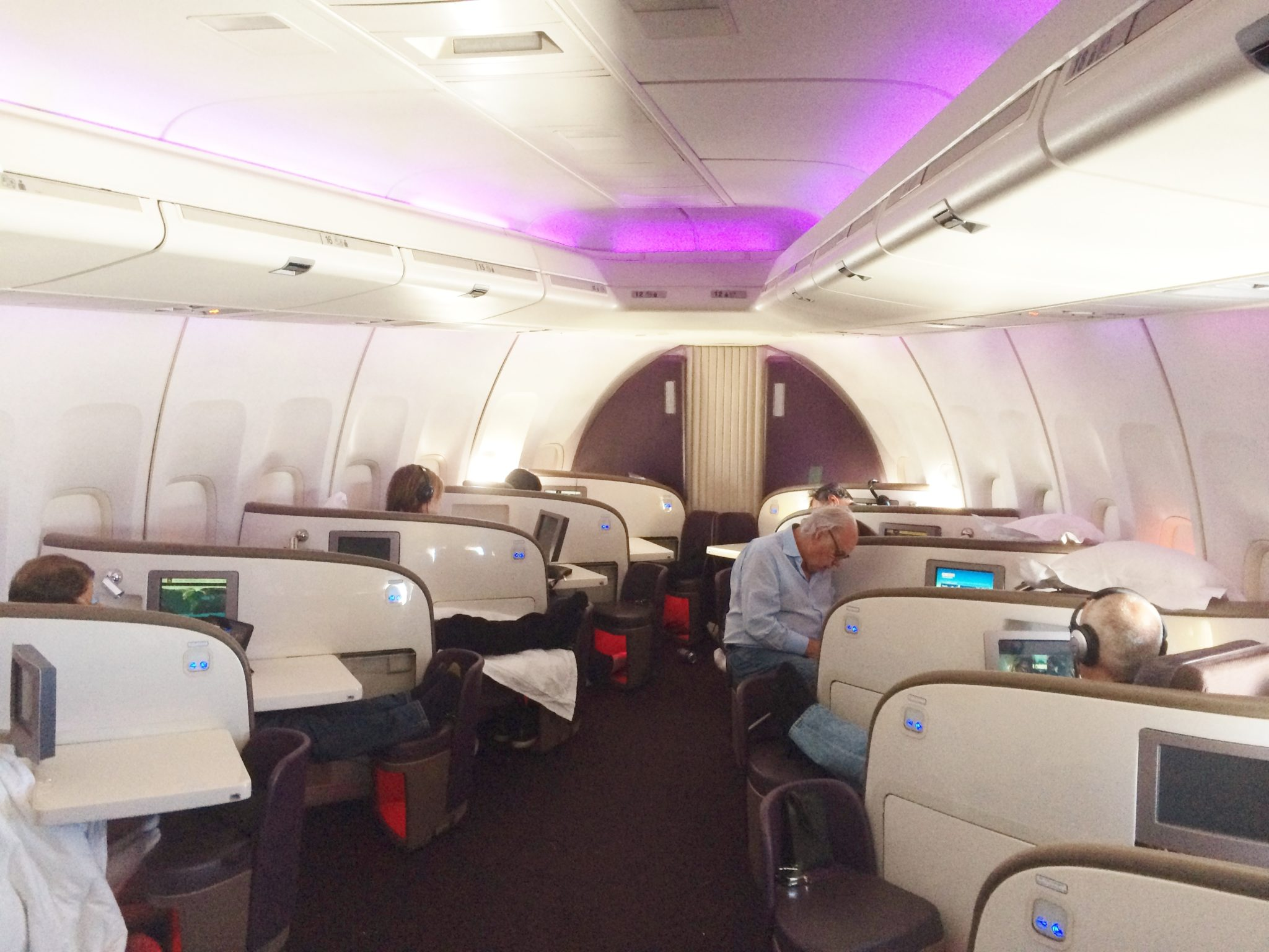 What its like to fly Upper Class with Virgin Atlantic  A
