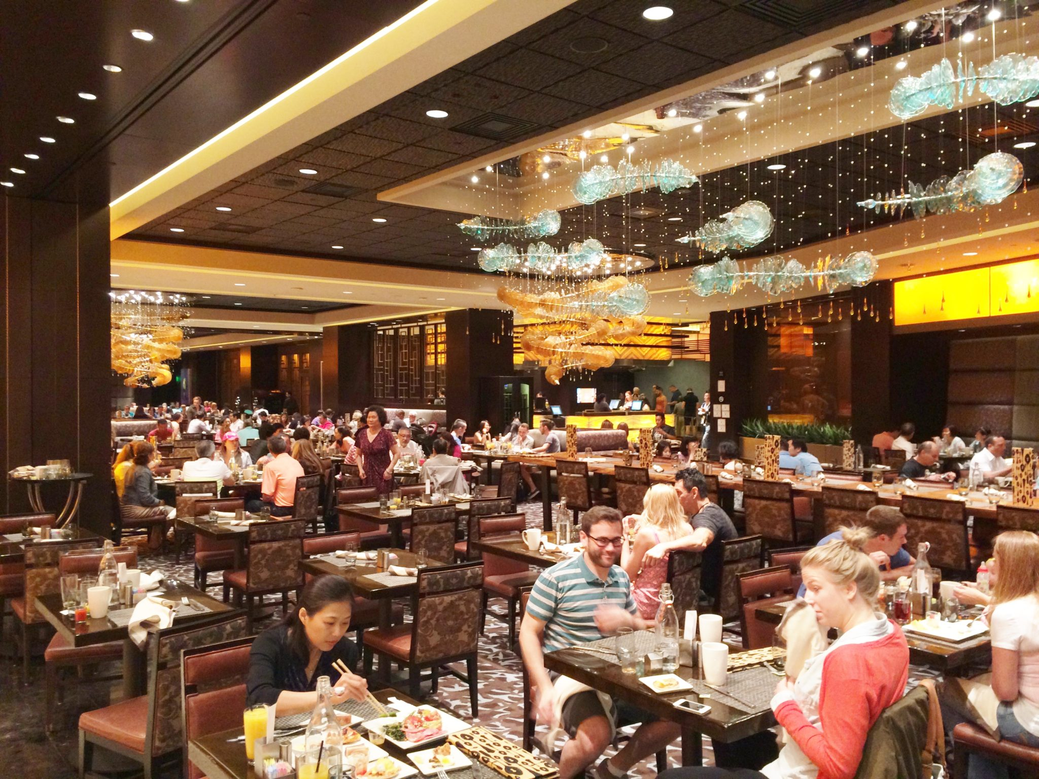 Wicked Spoon Buffet Review The Cosmopolitan Las Vegas Celebrity Radio By Al