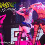 Zombie Burlesque Topless Review At V Theater Planet Hollywood Review Las Vegas