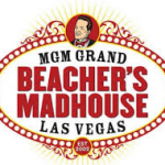 beachers madhouse at MGM Grand las vegas review 2014