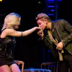 Jenna Lee James Tonight's The Night Musical Review 2014 roue
