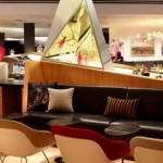 Newark Virgin Atlantic Clubhouse Upperclass Lounge EWR Airport New York