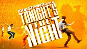 Tonight's The Night Musical Review 2014