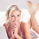 Denise Van Outen 2014 Interview