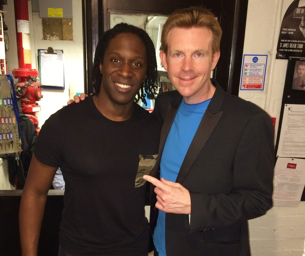 Hugh Maynard Alex Belfield Interview