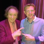 Alex Belfield Ken Dodd interview 2014