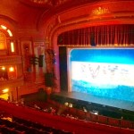 Renovated Dominion Theatre West End London