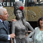 Amy Winehouse Memorial Statue unveiled at Camden Market, London, Britain - 14 Sep 2014