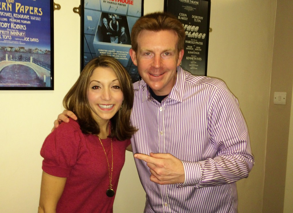 Christina Bianco Alex Belfield Interview