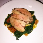 Entree Main Course Review Blue Boar Restaurant Review London (1)
