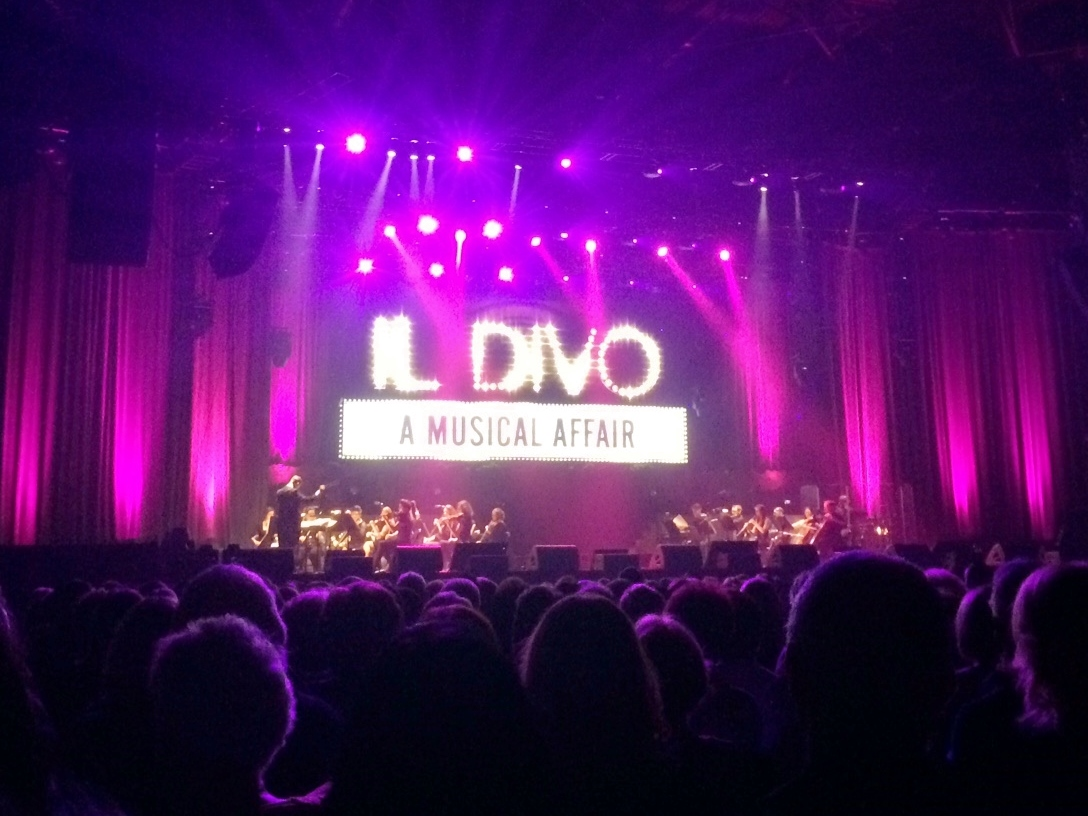 A musical affair il divo uk tour review with lea salonga - Il divo tickets ...
