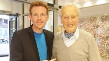 Enjoy Celebrity Radio's Nicholas Parsons 2016 Interview 50 Years Of Just A Minute….. Mr. Nicholas Parsons is a broadcasting legend, respected actor, comedian and British legend. Most famous for BBC