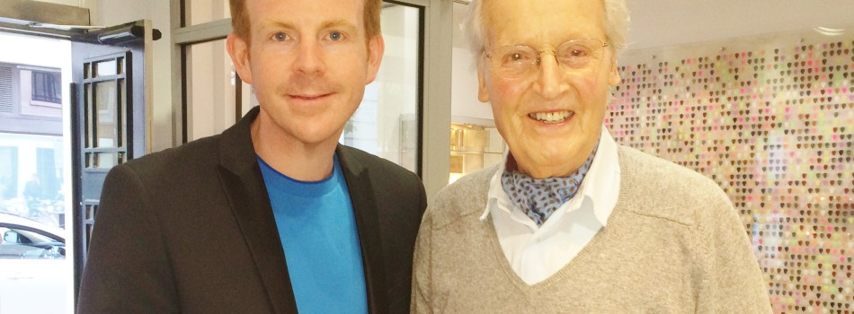 Enjoy Celebrity Radio's Nicholas Parsons Just a Minute Exclusive Life Story Interview….. Nicholas Parson's is a national treasure and a British TV, Stage and (most importantly) Radio legend and icon.