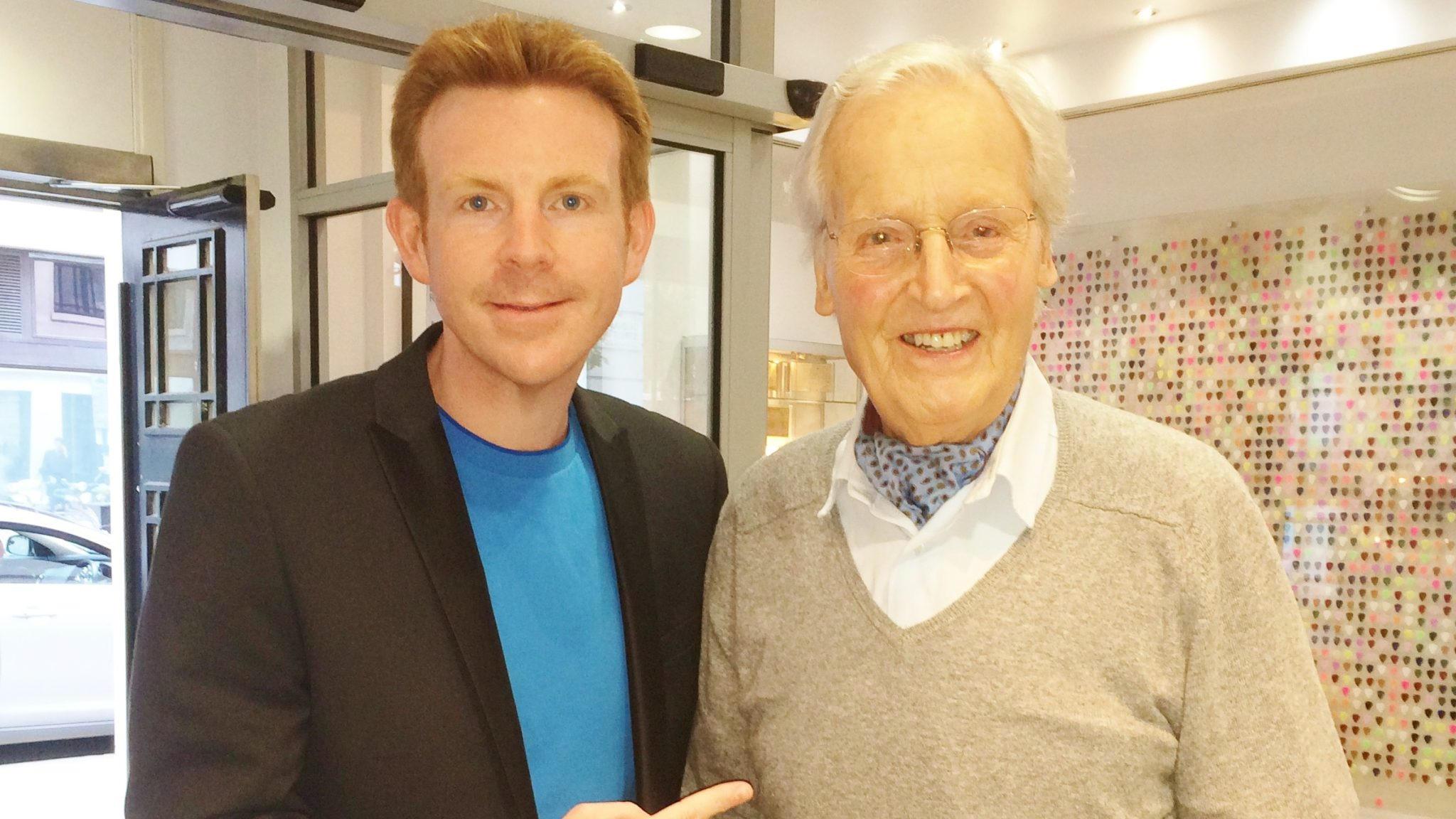 Enjoy Celebrity Radio's Nicholas Parsons Interview 2018… Nicholas Parsons is a legend! At 95 he's still at the top of his game. He's the English […]