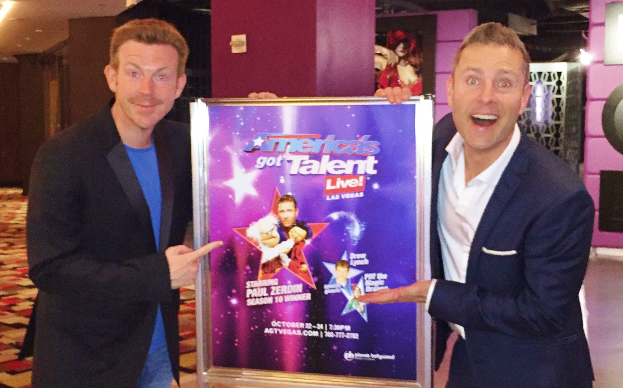 Enjoy Celebrity Radio's Paul Zerdin Ventriloquist Interview…… Paul Zerdin is an English comedian and ventriloquist from London. He has performed at the Royal Variety Performance […]