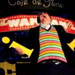 Raymond and Mr Timpkins Live Cabaret Act Review and interview